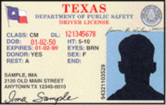 Texas Drivers License For Undocumented Immigrants
