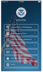 DHS's New e-FOIA Mobile App