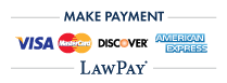 Make a Payment to Olinger Law
